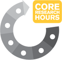 25,000 subsidized core hours per month, per researcher.